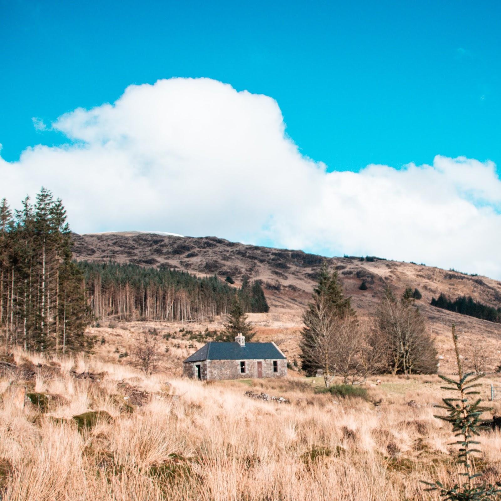 glentrool newton stewart visit dumfries and galloway scotland