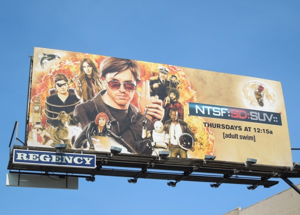 NTSF:SD:SUV:: season 3 billboard