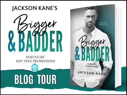 Bigger and Badder Blog Tour
