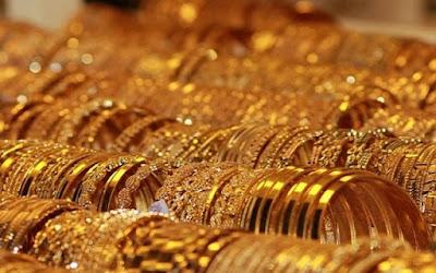 أسعار الذهب اليوم الإثنين 6-4-2020