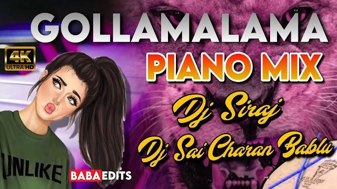 Super Hit Pand Band Gollamallama Piano Power Bass Mix Dj Siraj  × Dj Saicharan [NEWDJSWORLD.IN]