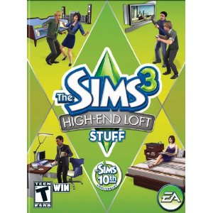 the sims 3 world adventures high end loft stuff crack for. Black Bedroom Furniture Sets. Home Design Ideas