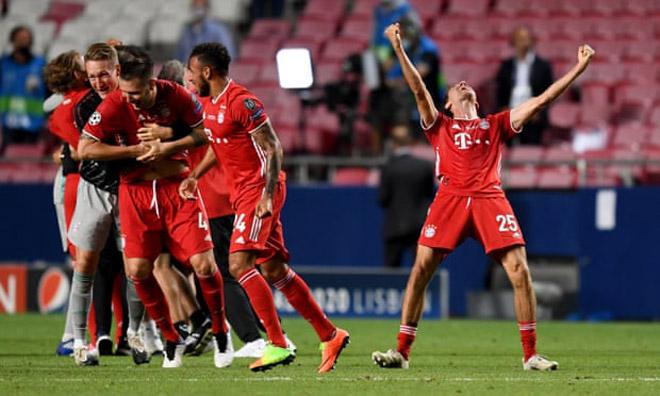 Bayern đăng quang Cúp C1 với siêu kỷ lục, không một nhà vô địch nào bằng 3