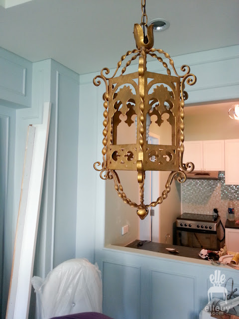 gold chandelier, wrought iron pendant light fixture
