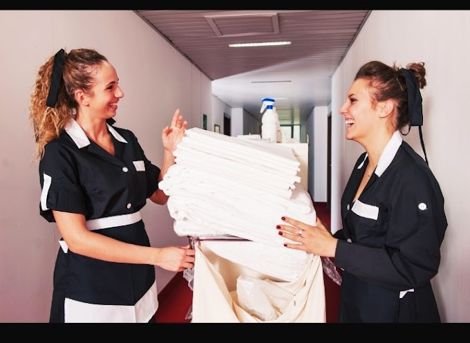 Guest Room Attendant And House persons