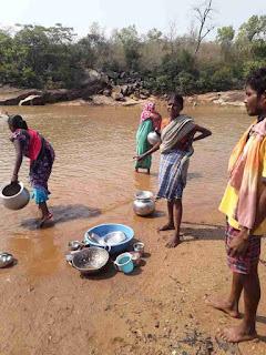 स्वच्छ जल से आज भी वंचित हैं आदिवासी