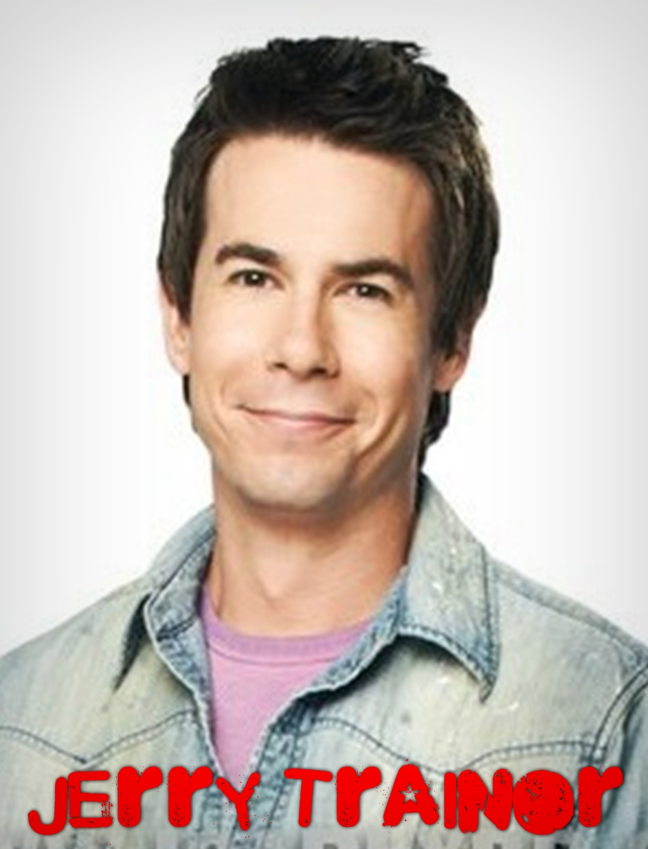 Fantastic iCarly: Jerry Trainor