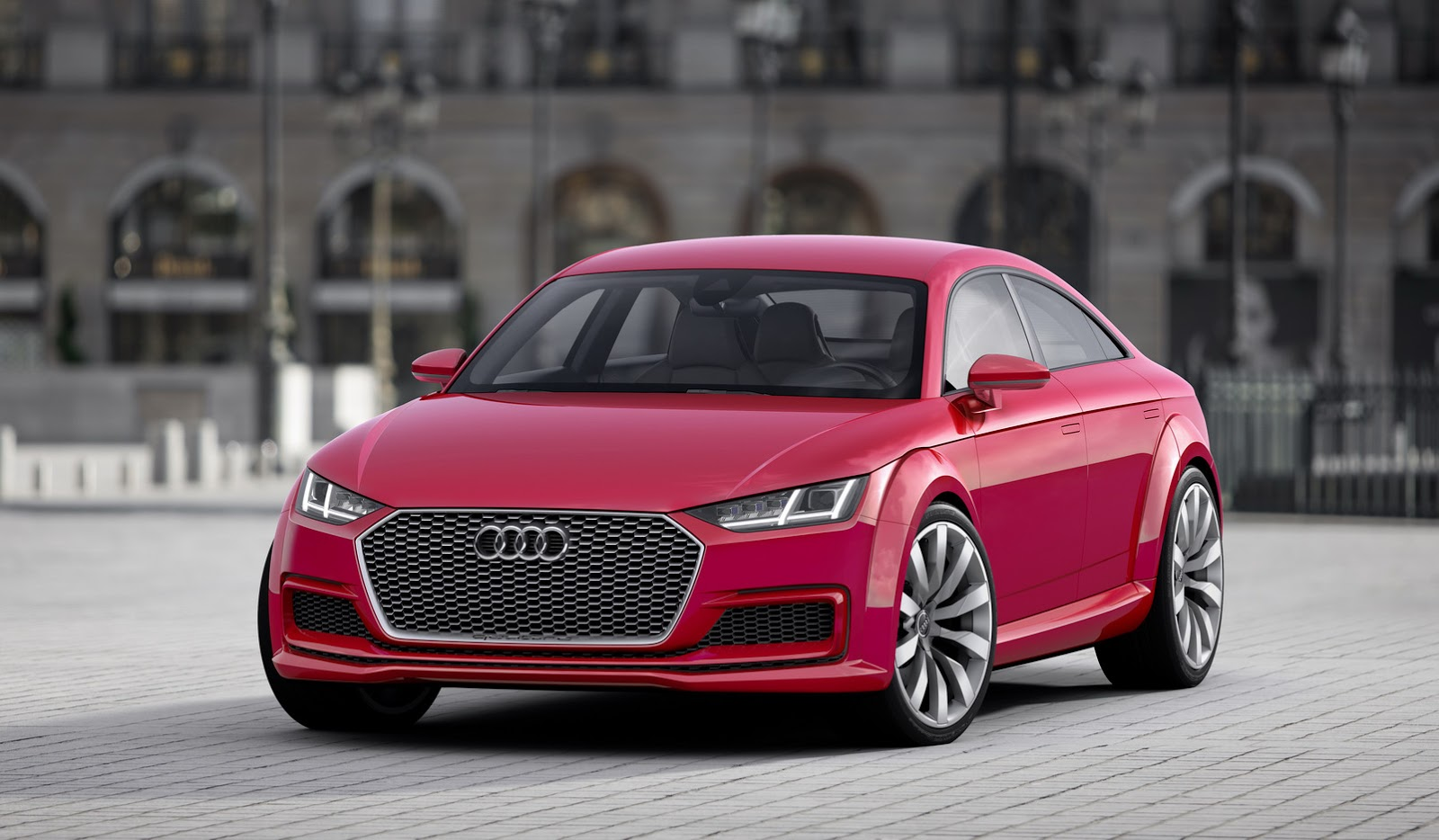 All-New Audi A3 Four-Door Coupe To Tackle Mercedes-Benz