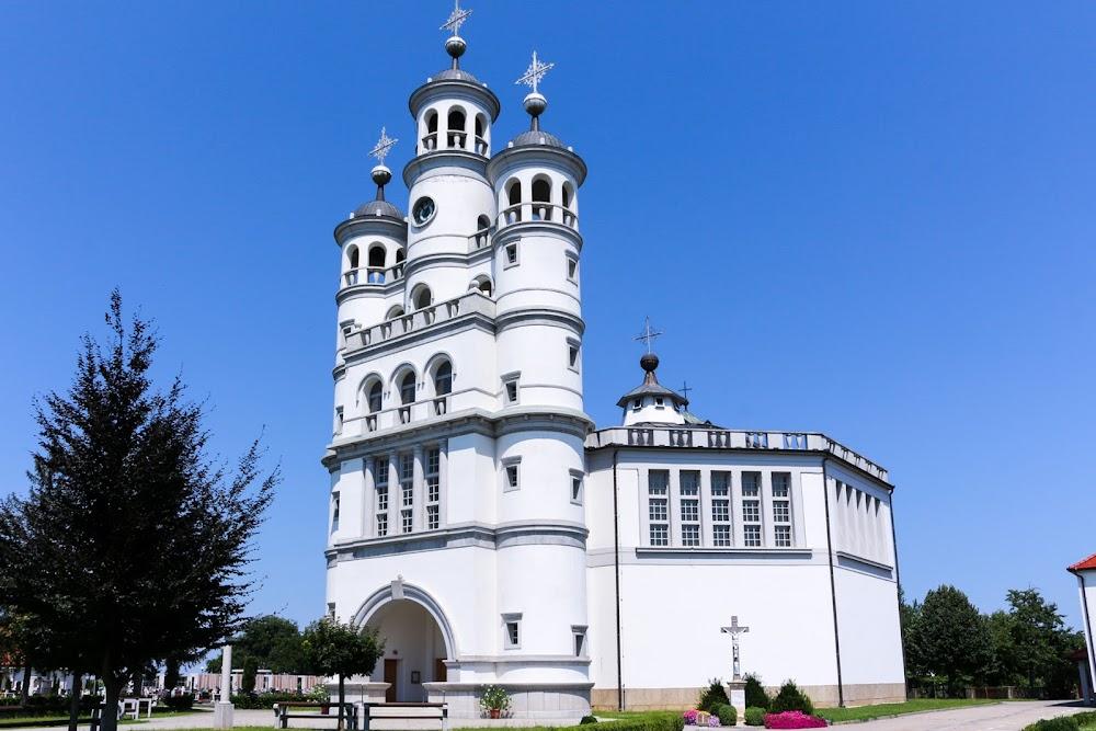 Cerkev Odranci