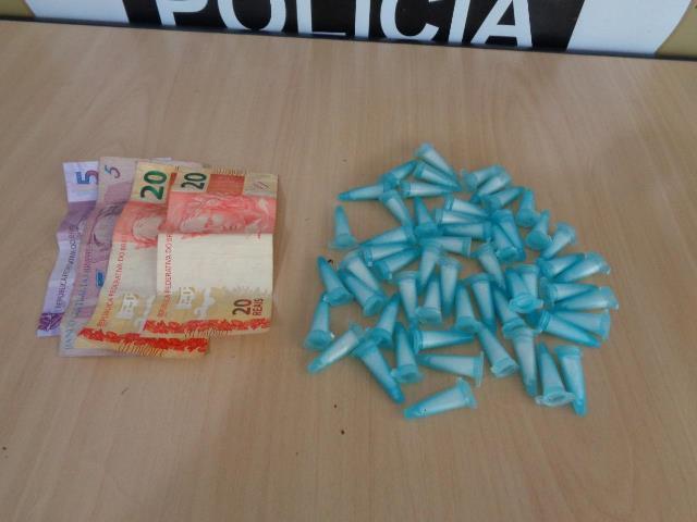 Polícia Civil prende homem que já possuía diversas passagens criminais por tráfico de drogas em Registro-SP