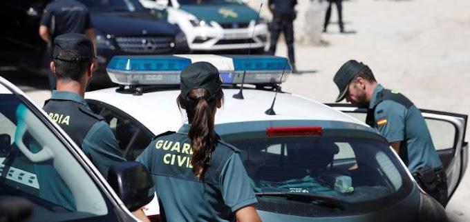 """Masivas detenciones en una operación de la Guardia Civil contra """"independentistas catalanes que planeaban acciones violentas"""""""