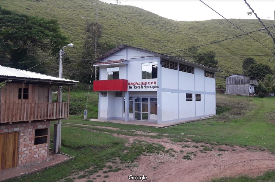 Municipalidad del Centro Poblado Las Flores de Mamonaquihua (Cuñumbuqui - Lamas)