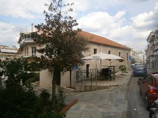 ναός του αγίου Σπυρίδωνα στην Άρτα