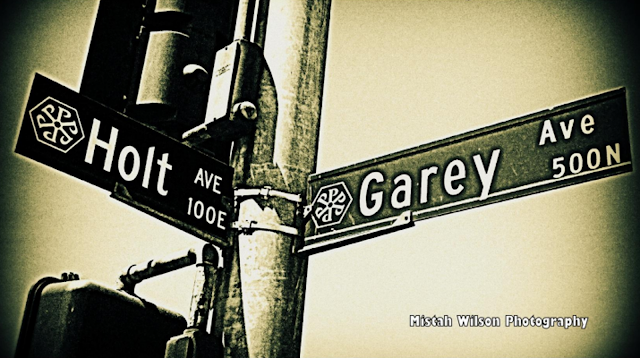 Holt Avenue & Garey Avenue, Pomona, California by Mistah Wilson