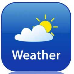 تحميل تطبيق حالة الطقس The Weather Channel للموبايل الاندرويد وللايفون