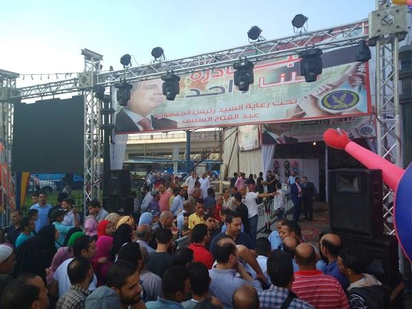 """Adakan """"Bazar Keperluan Sekolah"""", Abdul Mazid: """"Untuk Membantu Masyarakat Mesir yang Kurang Mampu."""""""
