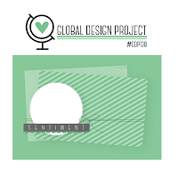 Global Design Project #GDP130 Sketch Challenge from Mitosu Crafts UK