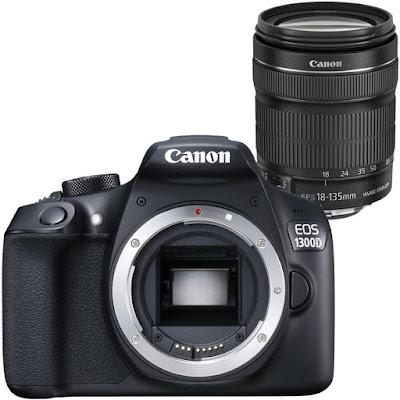 Canon EOS 1300D (18-135 mm)
