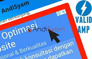 google adsense valid template amp