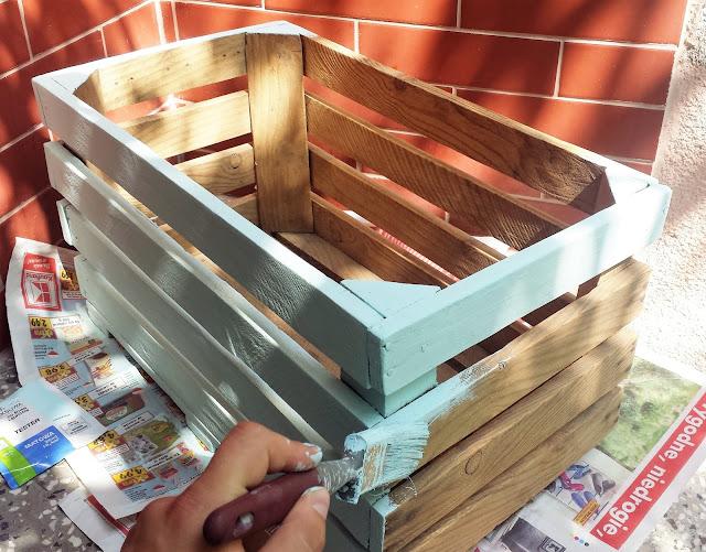 jak wykonać ozdobne skrzynki drewniane