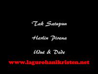 Download Lagu Tak Satupun - Herlin Pirena