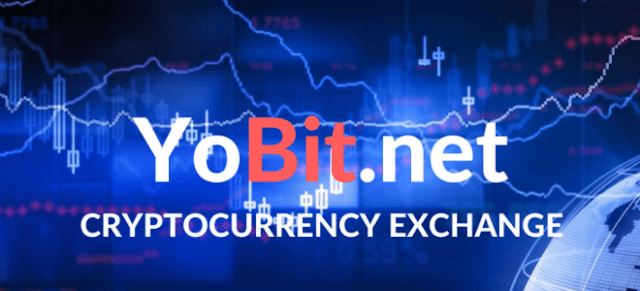 Yobit Cryptocurrency Exchange