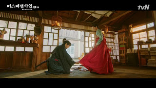 Sinopsis Mr. Sunshine Episode 6