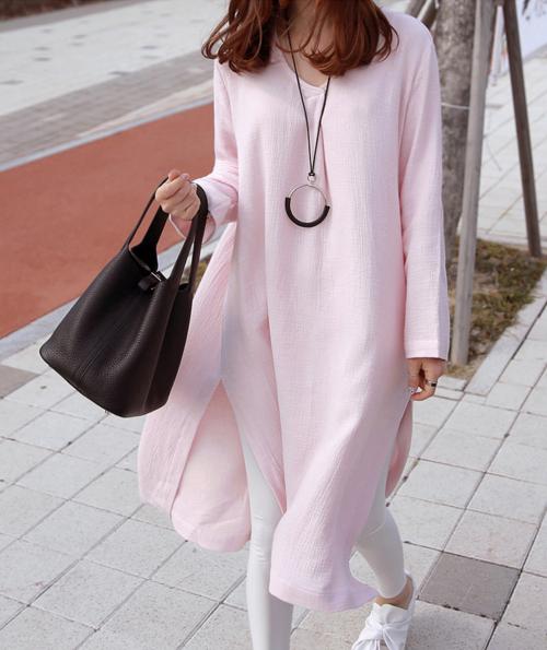 Tunic Midi Dress