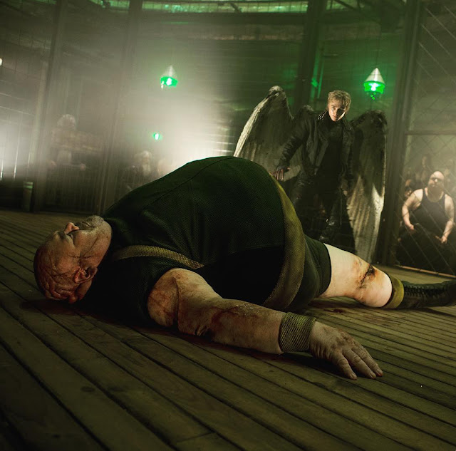 Primera imagen de La Mole en 'X-Men: Apocalipsis'