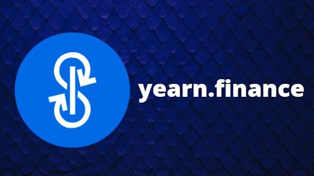 Gambar Logo Yearn.finance (YFI)
