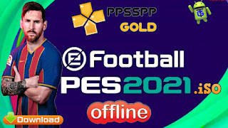 Download Chelito PES 2021 iSO PPSSPP Offline for Android Mobile