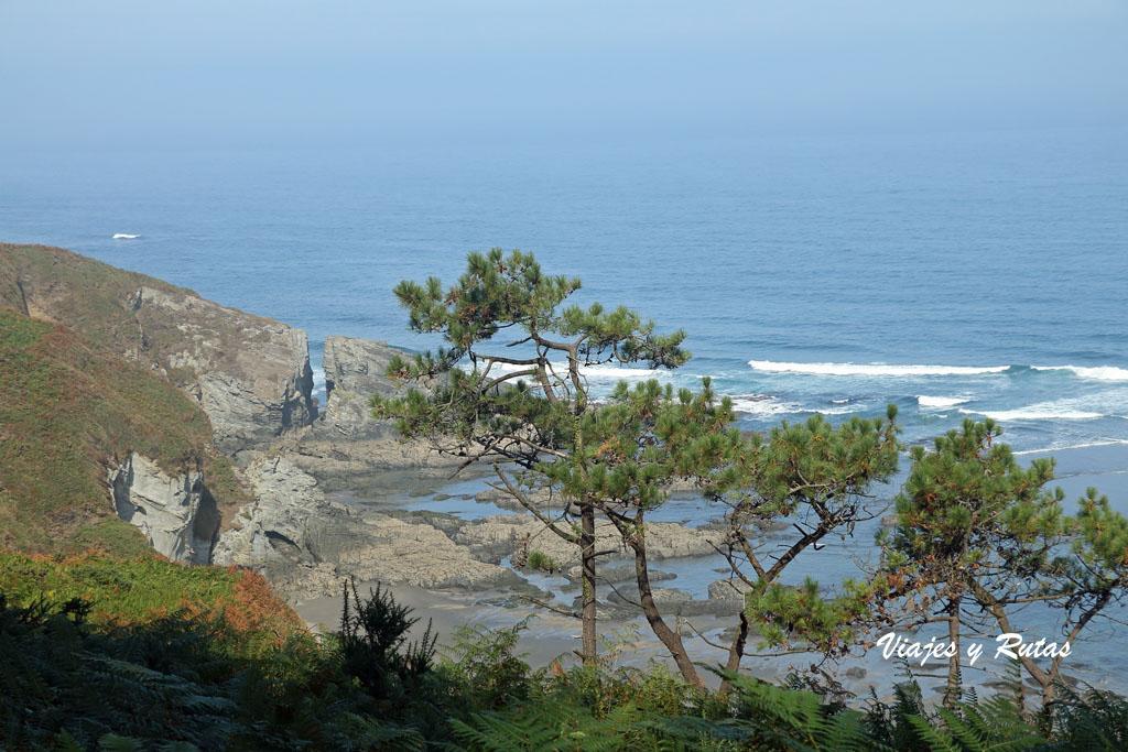 Senda Naviega de Frexulfe a Navia