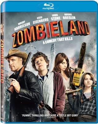 Zombieland (2009) Dual Audio [Hindi 5.1ch – Eng 5.1ch] 1080p | 720p 10Bit HEVC BluRay ESub x265 1.2Gb | 500Mb