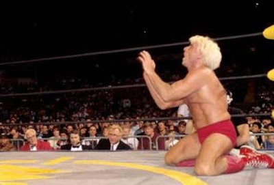 Ric Flair Mercy Old School WCW
