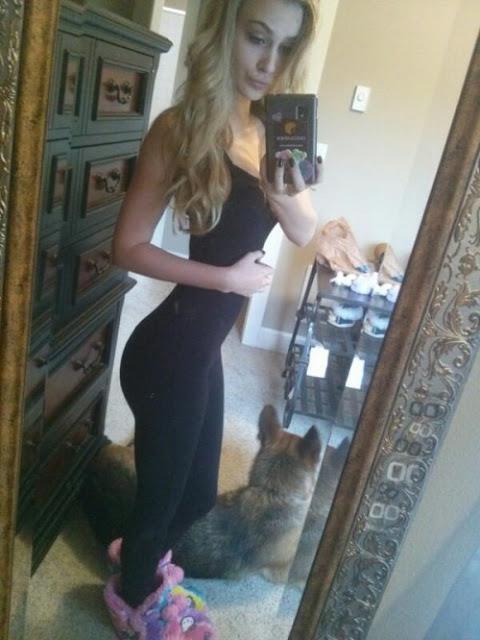Alyssa-Cunningham-Selfie-Cute