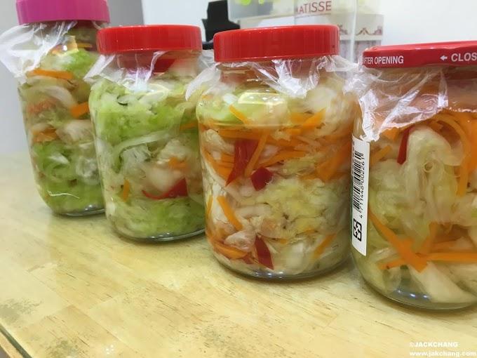 【傑克●不專業料理】台式泡菜-酸甜脆口解膩