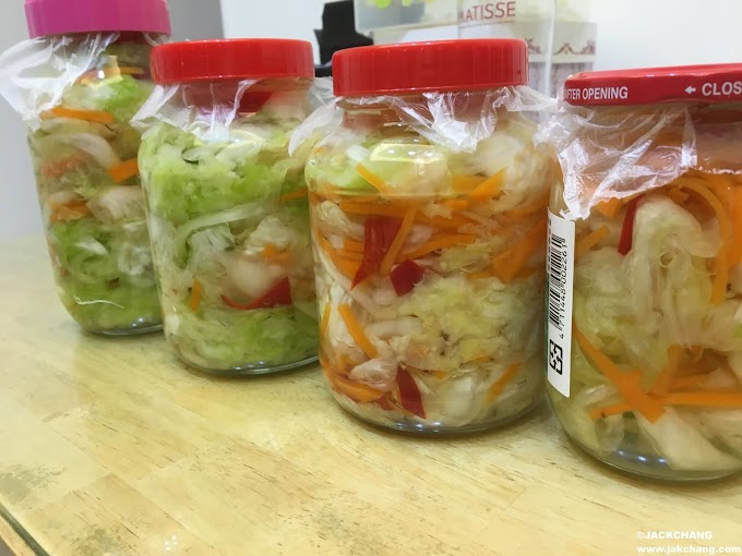 Jack's' Unprofessional Cooking-Taiwanese pickled cabbage-sweet and sour, crispy and greasy