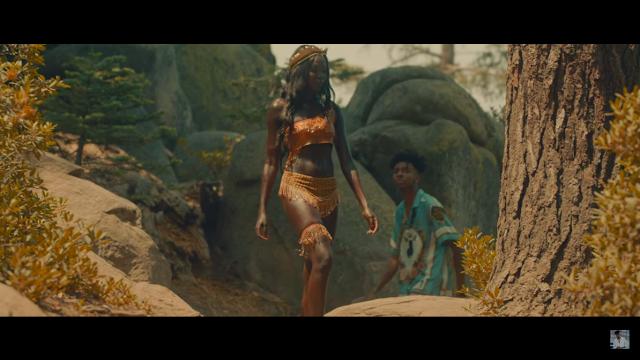 Queen Tings | O cantor e multi instrumentista Masego, lança clipe com part. de Tiffany Gouché