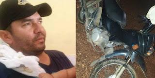 Empresário morre ao se envolver em acidente de moto no norte do Piauí