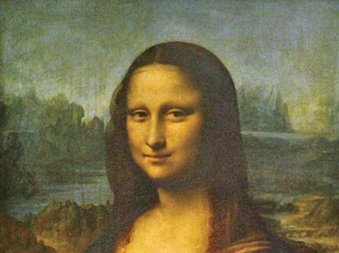 Latar belakang Mona Lisa