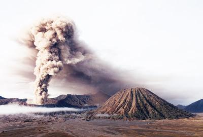 Monte Bromo – Indonésia