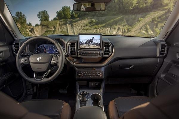 Interior Ford Bronco Sport