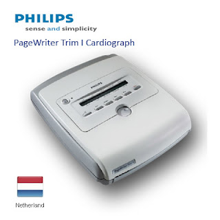 EKG/ECG 12 Channel Philips PageWriter TC70 cardiograph | EKG/ECG
