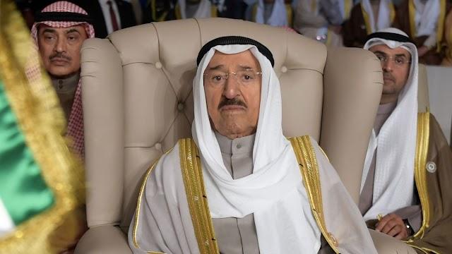 Emir Of Kuwait Dies At 91