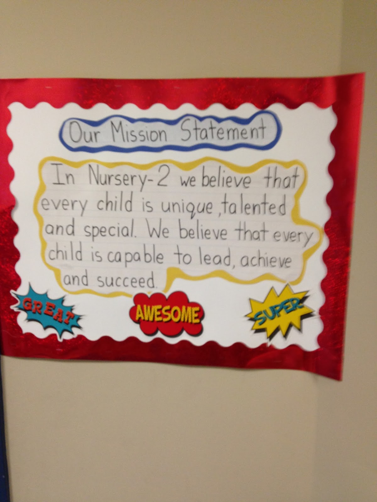 Leader In Me At Academies At Gbds Mission Statements