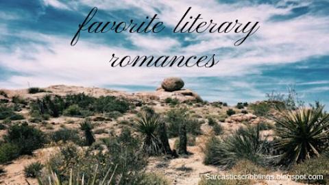 Favorite Literary Romances