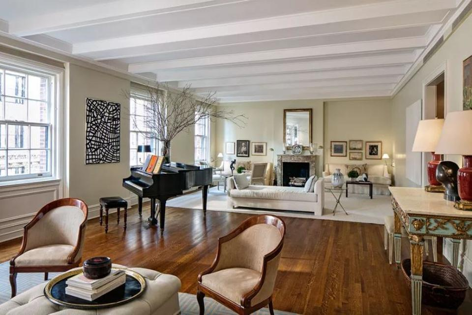 Ina Garten's Park Avenue apartment