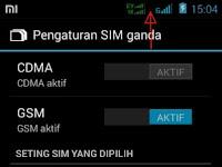 Cara Internet GSM andromax C3