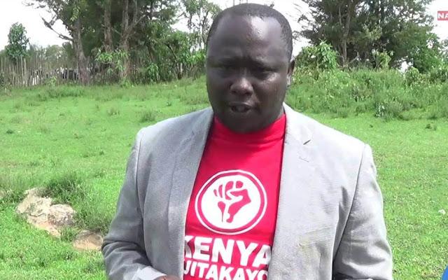 Dennis Kapchok Ruto alias Mulmulwas photos