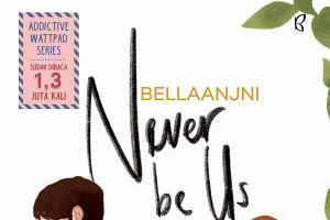Never Be Us by Bellaanjni Pdf